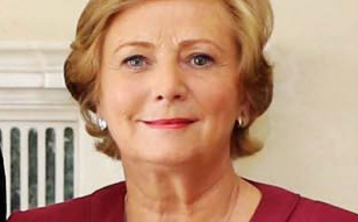 Minister for Justice and Equality-Frances Fitzgerald