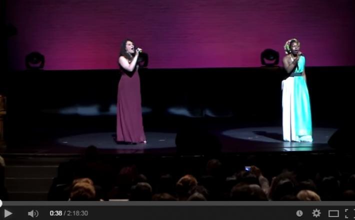 A Night at the Apollo: UN Women Celebrates Beijing+20 Campaign Launch