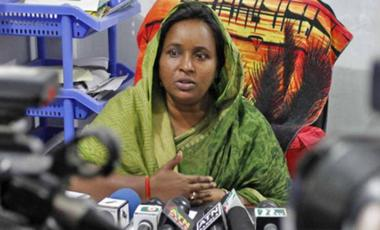 Narayanganj City Corporation Mayor Selina Hayat Ivy -Photo Commons