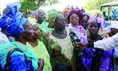 La participation politique des Maliennes