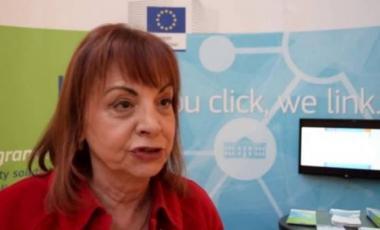 La ministra de Presidencia y Modernización Administrativa, Maria Manuel Leitao Marques