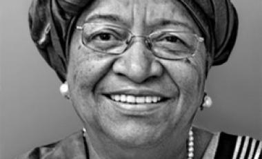 Ellen Johnson-Sirleaf-Foto: K. Opprann