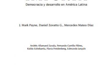 La Politíca Importa - Democracia y desarrollo en América Latina