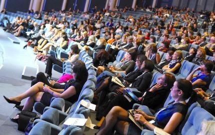 Women's forum de Deauville