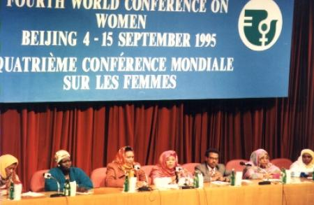 World Conference On Women 1995