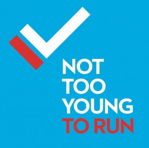 not too young to run