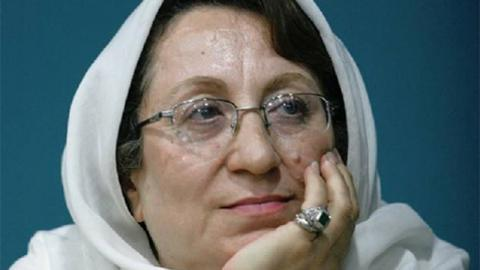 Iran women in politics
