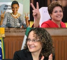Dilma, Marina and Genro
