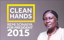 Presidential aspirant, Professor Remi Sonaiya, has expressed her wish to change the face of politics in Nigeria