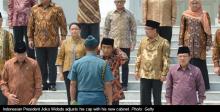 Indonesia 8, Australia 1