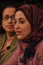 Libyan women