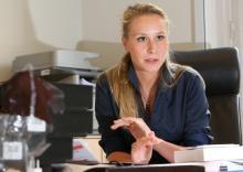 Depuis l'arrivée dans rangs de Marion Marechal-Lepen, le front national attire de plus en plus les électeurs-Photo site officiel  Marion Lepen