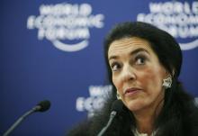 Women in Davos