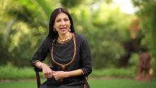 Beijing+20 Gender Equality Champion Mallika Sarabhai