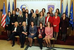 Kosovo Women caucus