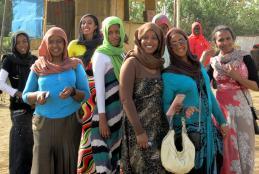 Sudanese Women