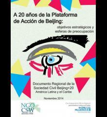 A 20 años de la Plataforma de Acción de Beijing: