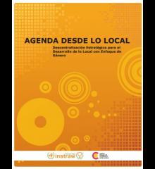 Agenda desde lo local