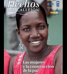 Las mujeres y la construcción de la paz