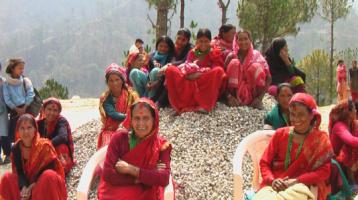 UNDP Nepal Local governance project