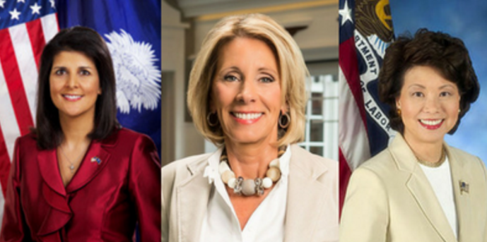Women appointed to Presidential Cabinets in the United States ...